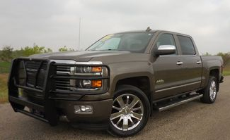2015 Chevrolet Silverado 1500 High Country in New Braunfels, TX 78130