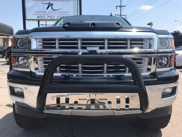 2015 Chevrolet Silverado 1500 LTZ BLACK WIDOW in Oklahoma City, OK 73122