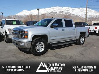 2015 Chevrolet Silverado 1500 LTZ in Orem, Utah 84057
