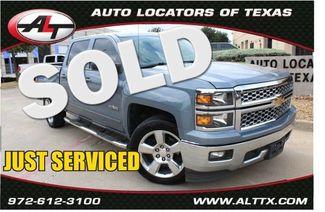 2015 Chevrolet Silverado 1500 LT | Plano, TX | Consign My Vehicle in  TX