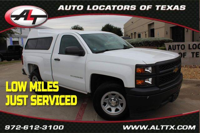 2015 Chevrolet Silverado 1500 Work Truck in Plano, TX 75093
