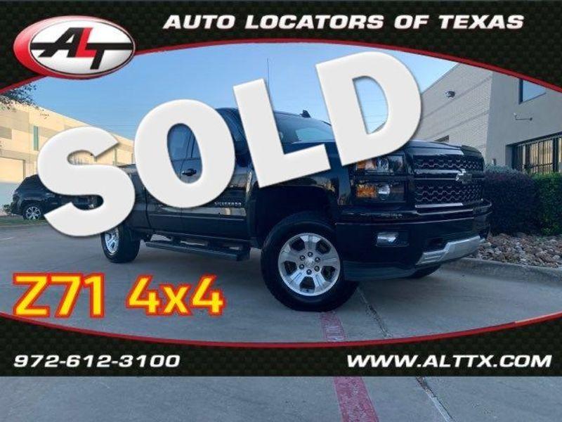 2015 Chevrolet Silverado 1500 LT | Plano, TX | Consign My Vehicle in Plano TX