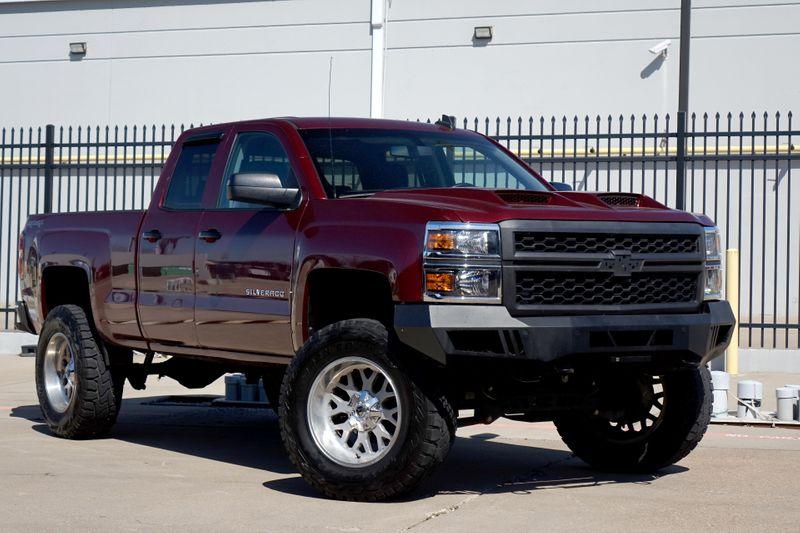 2015 Chevrolet Silverado 1500 LT* 5.3 L Engine*Crew Cab*4x4*Lifted** | Plano, TX | Carrick's Autos in Plano TX
