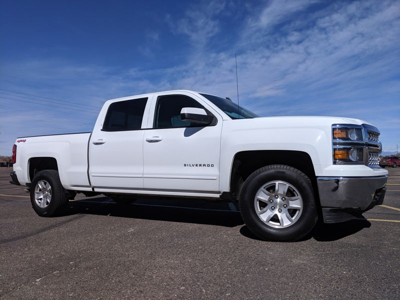 2015 Chevrolet Silverado 1500 Crew Cab 4X4 LT  Fultons Used Cars Inc  in , Colorado