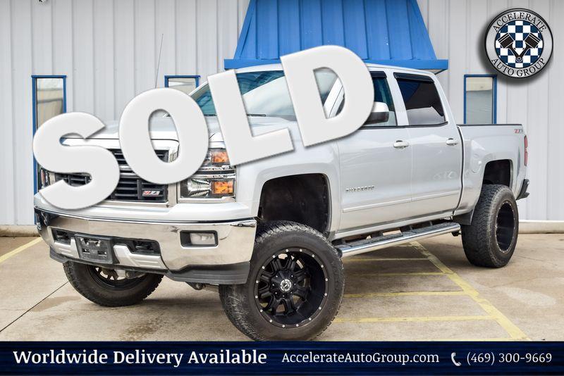 2015 Chevrolet Silverado 1500 LT in Rowlett Texas