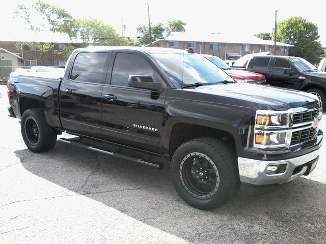 2015 Chevrolet Silverado 1500 LT San Antonio, Texas 4