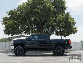 2015 Chevrolet Silverado 1500 Crew Cab LT 5.3L V8 4X4 in San Antonio Texas, 78217