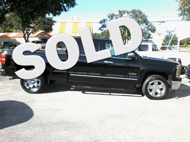 2015 Chevrolet Silverado 1500 LTZ San Antonio, Texas