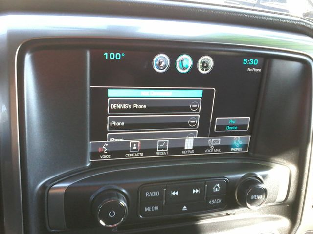 2015 Chevrolet Silverado 1500 LTZ San Antonio, Texas 19