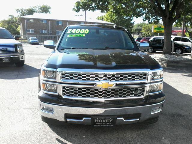 2015 Chevrolet Silverado 1500 LTZ San Antonio, Texas 2