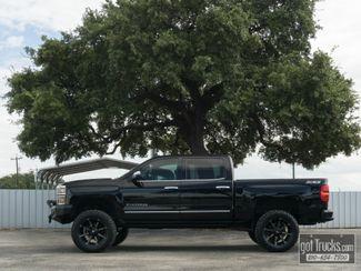 2015 Chevrolet Silverado 1500 Crew Cab LTZ 5.3L V8 4X4 in San Antonio Texas, 78217