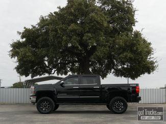 2015 Chevrolet Silverado 1500 Crew Cab LTZ Z71 6.2L V8 4X4 in San Antonio Texas, 78217