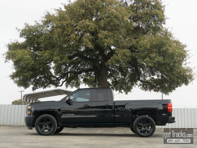 2015 Chevrolet Silverado 1500 4 Door Extended Cab Work Truck 4.3L V6