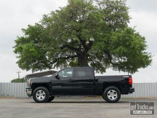 2015 Chevrolet Silverado 1500 Crew Cab LT 5.3L V8 4X4 in San Antonio, Texas 78217