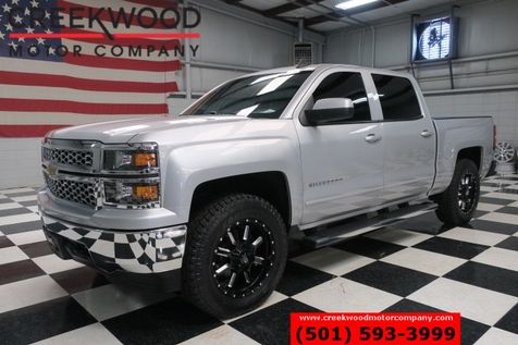 2015 Chevrolet Silverado 1500 LT 4x4 Z71 Black XD Wheels New Tires 1 Owner NICE in Searcy, AR