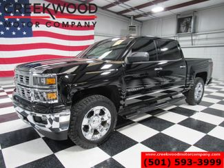 2015 Chevrolet Silverado 1500 LTZ 4x4 Z71 6.2L Black Leveled New Tires 20s Roof in Searcy, AR 72143
