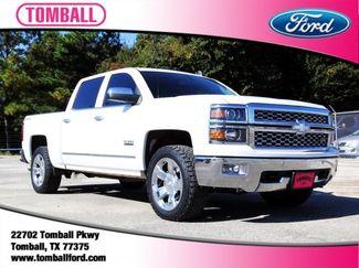 2015 Chevrolet Silverado 1500 LTZ in Tomball TX, 77375