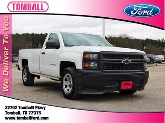 2015 Chevrolet Silverado 1500 Work Truck in Tomball, TX 77375