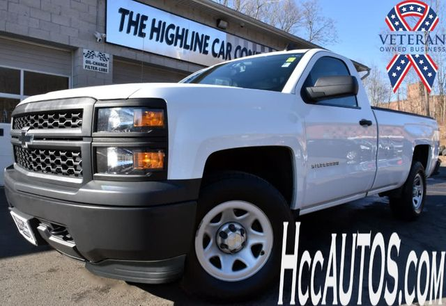 2015 Chevrolet Silverado 1500 Work Truck Waterbury, Connecticut
