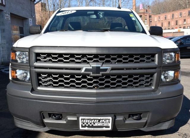 2015 Chevrolet Silverado 1500 Work Truck Waterbury, Connecticut 8