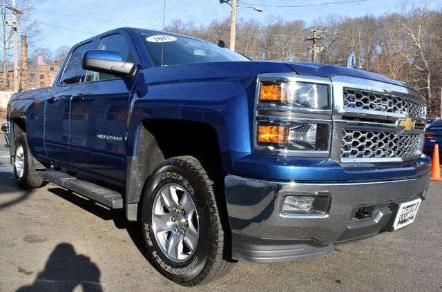 2015 Chevrolet Silverado 1500 LT Waterbury, Connecticut 7
