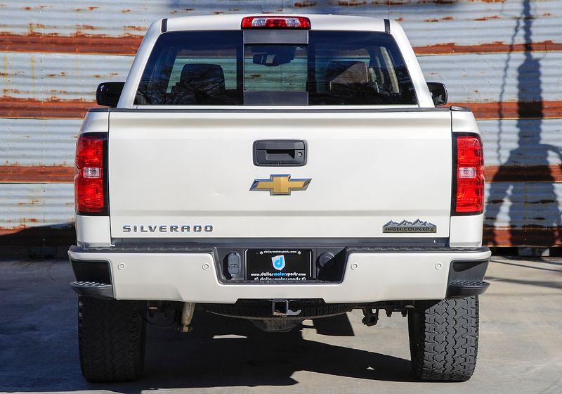 2015 Chevrolet Silverado 1500 High Country  city TX  Dallas Motorsports  in Wylie, TX