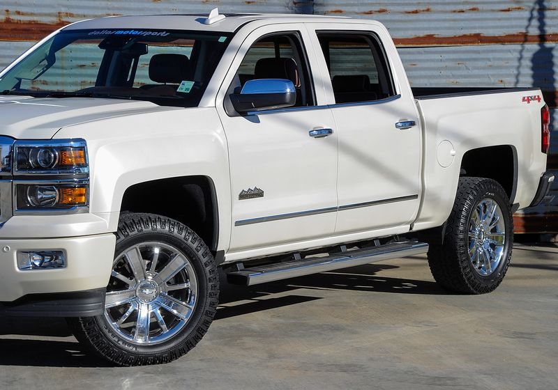 2015 Chevrolet Silverado 1500 High Country  city TX  Dallas Motorsports  in Wylie, TX
