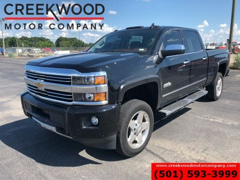 2015 Chevrolet Silverado 2500HD High Country 4x4 Diesel Chrome 20s Nav Roof TV DVD in Searcy, AR