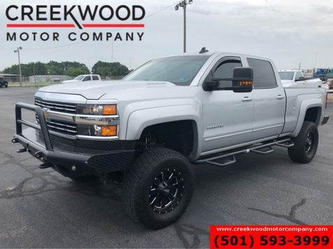 2015 Chevrolet Silverado 2500HD LT 4x4 Diesel Allison Lifted 35s Black 20s Extra's in Searcy, AR
