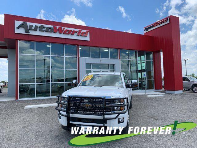 2015 Chevrolet Silverado 2500 High Country in Uvalde, TX 78801