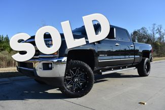 2015 Chevrolet Silverado 2500 LTZ Walker, Louisiana
