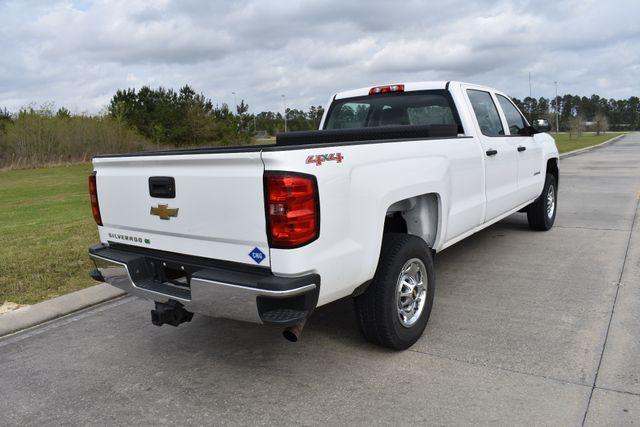 2015 Chevrolet Silverado 2500 W/T Walker, Louisiana 7