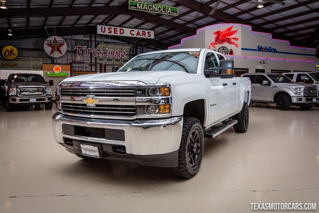 2015 Chevrolet Silverado 2500HD 4X4 in Addison Texas, 75001
