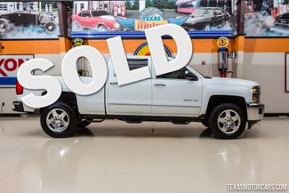 2015 Chevrolet Silverado 2500HD LTZ 4X4 in Addison Texas, 75001