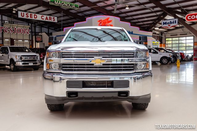 2015 Chevrolet Silverado 2500HD LT 4X4 in Addison, Texas 75001