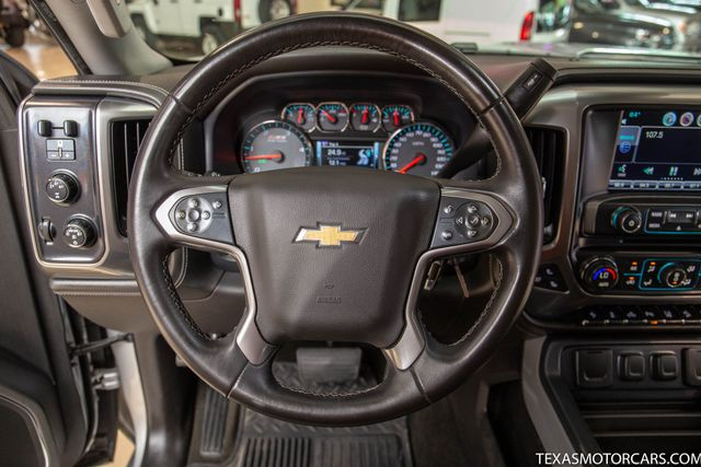2015 Chevrolet Silverado 2500HD LTZ 4x4 in Addison, Texas 75001