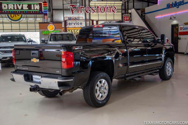 2015 Chevrolet Silverado 2500HD LTZ 4x4 in Addison, Texas 75001