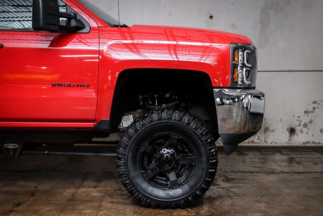 2015 Chevrolet Silverado 2500HD Lifted w/ MANY Upgrades in Addison, TX 75001