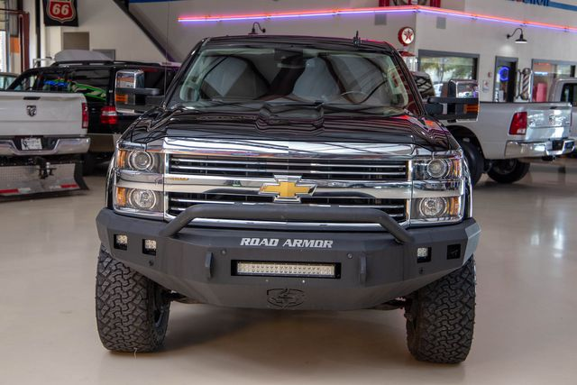 2015 Chevrolet Silverado 2500HD High Country 4x4 in Addison, Texas 75001