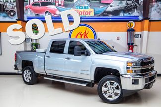 2015 Chevrolet Silverado 2500HD LTZ SRW 4x4 in Addison, Texas 75001