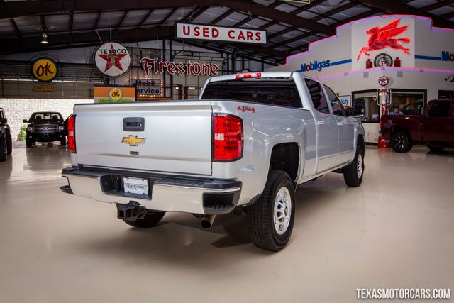 2015 Chevrolet Silverado 2500HD Built After Aug 14 LT 4X4 in Addison Texas, 75001