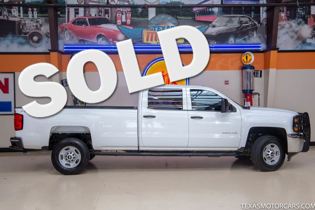2015 Chevrolet Silverado 2500HD Built After Aug 14 Work Truck 4x4 in Addison, Texas 75001