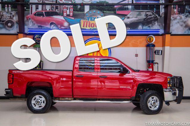 2015 Chevrolet Silverado 2500HD Built After Aug 14 Work Truck