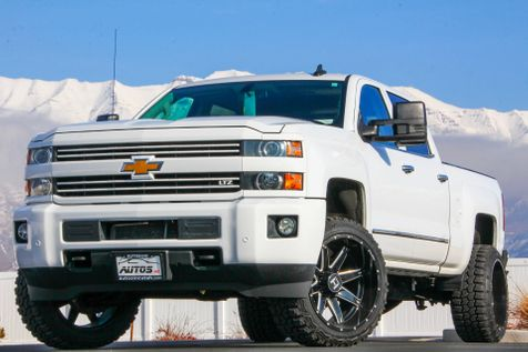 2015 Chevrolet Silverado 2500HD Built After Aug 14 LTZ Z71 4x4 in , Utah
