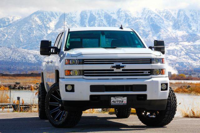 2015 Chevrolet Silverado 2500HD Built After Aug 14 LTZ Z71 4x4 in American Fork, Utah 84003