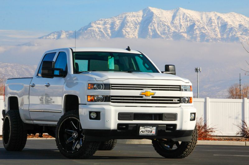 2015 Chevrolet Silverado 2500HD Built After Aug 14 LTZ Z71 4x4  city Utah  Autos Inc  in , Utah
