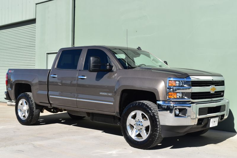 2015 Chevrolet Silverado 2500HD LTZ | Arlington, TX | Lone Star Auto Brokers, LLC