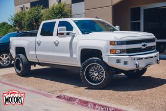 2015 Chevrolet Silverado 2500HD Built After Aug 14 Crew Cab LTZ 4x4 in Arlington, Texas 76013