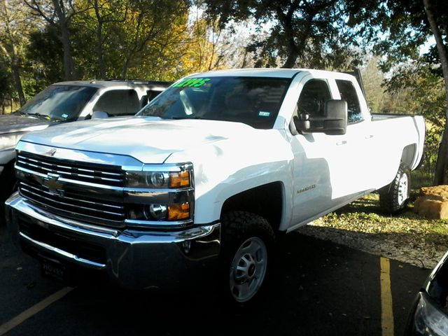 2015 Chevrolet Silverado 2500HD Built After Aug 14 Work Truck Boerne, Texas 1