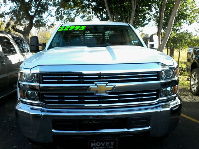 2015 Chevrolet Silverado 2500HD Built After Aug 14 Work Truck Boerne, Texas 5